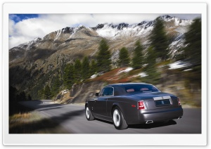 Rolls Royce Super Car 3 Ultra HD Wallpaper for 4K UHD Widescreen desktop, tablet & smartphone