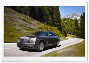 Rolls Royce Super Car 5 HD Wide Wallpaper for Widescreen