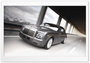 Rolls Royce Super Car 6 HD Wide Wallpaper for Widescreen