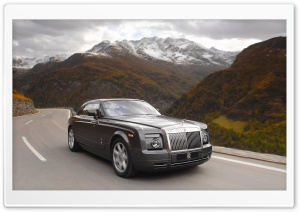 Rolls Royce Super Car 7 HD Wide Wallpaper for Widescreen