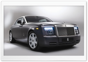 Rolls Royce Super Car 9 HD Wide Wallpaper for Widescreen