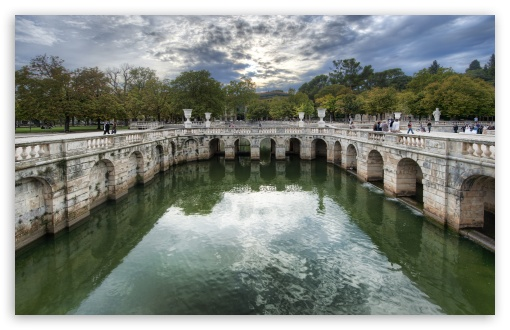 Roman Baths In Nimes HD wallpaper for Wide 16:10 5:3 Widescreen WHXGA WQXGA WUXGA WXGA WGA ; HD 16:9 High Definition WQHD QWXGA 1080p 900p 720p QHD nHD ; UHD 16:9 WQHD QWXGA 1080p 900p 720p QHD nHD ; Standard 4:3 5:4 3:2 Fullscreen UXGA XGA SVGA QSXGA SXGA DVGA HVGA HQVGA devices ( Apple PowerBook G4 iPhone 4 3G 3GS iPod Touch ) ; Tablet 1:1 ; iPad 1/2/Mini ; Mobile 4:3 5:3 3:2 16:9 5:4 - UXGA XGA SVGA WGA DVGA HVGA HQVGA devices ( Apple PowerBook G4 iPhone 4 3G 3GS iPod Touch ) WQHD QWXGA 1080p 900p 720p QHD nHD QSXGA SXGA ; Dual 16:10 5:3 16:9 4:3 5:4 WHXGA WQXGA WUXGA WXGA WGA WQHD QWXGA 1080p 900p 720p QHD nHD UXGA XGA SVGA QSXGA SXGA ;