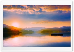 Romania, Lake HD Wide Wallpaper for Widescreen