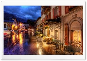 Romantic Evening HD Wide Wallpaper for 4K UHD Widescreen desktop & smartphone