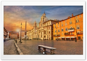 Rome HD Wide Wallpaper for Widescreen