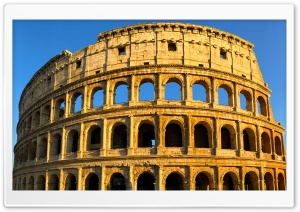 Rome Coliseum Ultra HD Wallpaper for 4K UHD Widescreen desktop, tablet & smartphone