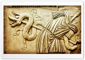 Rome Sculpture HD Wide Wallpaper for Widescreen