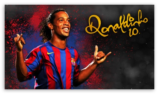 Ronaldinho Barcelona ❤ 4K UHD Wallpaper for 4K UHD 16:9 Ultra High Definition 2160p 1440p 1080p 900p 720p ; UHD 16:9 2160p 1440p 1080p 900p 720p ; Mobile 16:9 - 2160p 1440p 1080p 900p 720p ;