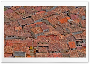 Roofs HD Wide Wallpaper for Widescreen