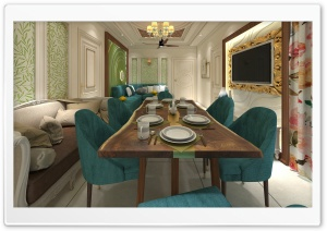 Room Interior Ultra HD Wallpaper for 4K UHD Widescreen desktop, tablet & smartphone