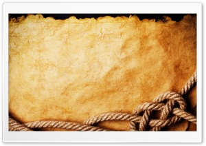 Rope Knot HD Wide Wallpaper for Widescreen