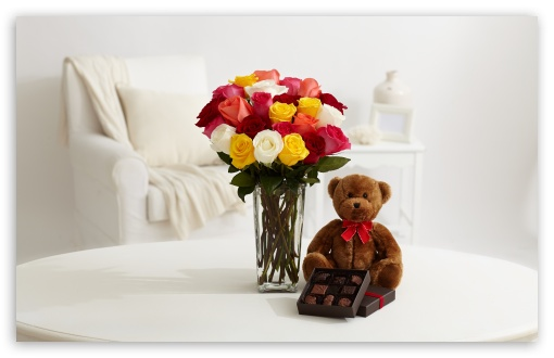 Roses and Chocolate and Teddy Bear ❤ 4K UHD Wallpaper for Wide 16:10 5:3 Widescreen WHXGA WQXGA WUXGA WXGA WGA ; 4K UHD 16:9 Ultra High Definition 2160p 1440p 1080p 900p 720p ; UHD 16:9 2160p 1440p 1080p 900p 720p ; Standard 4:3 5:4 3:2 Fullscreen UXGA XGA SVGA QSXGA SXGA DVGA HVGA HQVGA ( Apple PowerBook G4 iPhone 4 3G 3GS iPod Touch ) ; Smartphone 3:2 5:3 DVGA HVGA HQVGA ( Apple PowerBook G4 iPhone 4 3G 3GS iPod Touch ) WGA ; Tablet 1:1 ; iPad 1/2/Mini ; Mobile 4:3 5:3 3:2 16:9 5:4 - UXGA XGA SVGA WGA DVGA HVGA HQVGA ( Apple PowerBook G4 iPhone 4 3G 3GS iPod Touch ) 2160p 1440p 1080p 900p 720p QSXGA SXGA ;