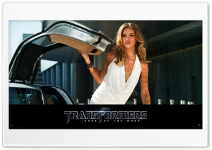 Rosie Huntington Transformers HD Wide Wallpaper for Widescreen