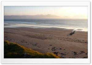 Rossbeigh Beach HD Wide Wallpaper for Widescreen
