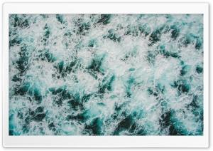 Rough Sea HD Wide Wallpaper for 4K UHD Widescreen desktop & smartphone