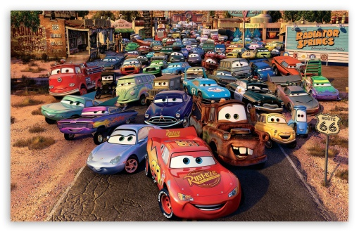Cars The Movie Images Download Route Cars Movie