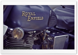 Royal Enfield HD Wide Wallpaper for Widescreen
