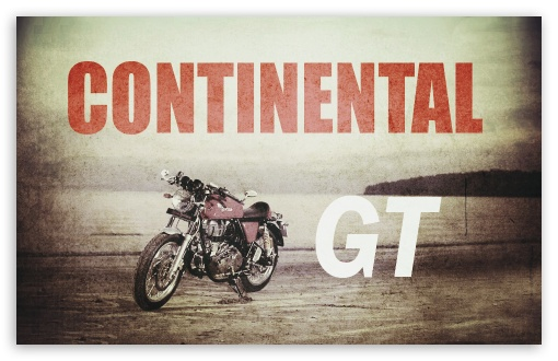 Royal Enfield Continental GT 4K HD Desktop Wallpaper For