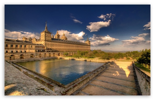 Royal Seat Of San Lorenzo De El Escorial, Madrid, Spain HD wallpaper for Wide 16:10 5:3 Widescreen WHXGA WQXGA WUXGA WXGA WGA ; HD 16:9 High Definition WQHD QWXGA 1080p 900p 720p QHD nHD ; Standard 4:3 5:4 3:2 Fullscreen UXGA XGA SVGA QSXGA SXGA DVGA HVGA HQVGA devices ( Apple PowerBook G4 iPhone 4 3G 3GS iPod Touch ) ; iPad 1/2/Mini ; Mobile 4:3 5:3 3:2 16:9 5:4 - UXGA XGA SVGA WGA DVGA HVGA HQVGA devices ( Apple PowerBook G4 iPhone 4 3G 3GS iPod Touch ) WQHD QWXGA 1080p 900p 720p QHD nHD QSXGA SXGA ;