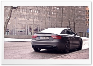 RS 5 by Audi HD Wide Wallpaper for Widescreen