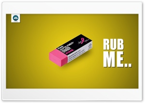 Rub Me HD Wide Wallpaper for Widescreen