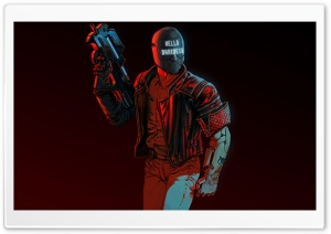 Ruiner 2017 Game HD Wide Wallpaper for 4K UHD Widescreen desktop & smartphone