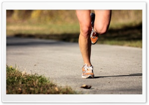 Run Motivation HD Wide Wallpaper for Widescreen