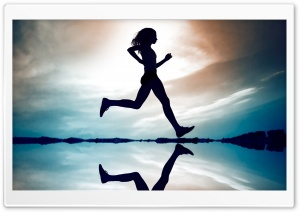 Runner HD Wide Wallpaper for Widescreen