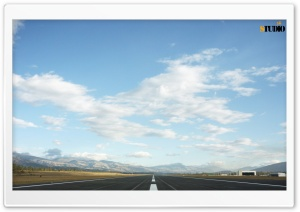 Runway HD Wide Wallpaper for Widescreen