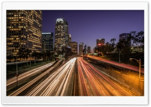 Rush Hour Traffic HD Wide Wallpaper for Widescreen