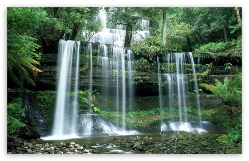 Russell Falls Mount Field National Park Tasmania HD wallpaper for Wide 16:10 5:3 Widescreen WHXGA WQXGA WUXGA WXGA WGA ; HD 16:9 High Definition WQHD QWXGA 1080p 900p 720p QHD nHD ; Standard 4:3 5:4 3:2 Fullscreen UXGA XGA SVGA QSXGA SXGA DVGA HVGA HQVGA devices ( Apple PowerBook G4 iPhone 4 3G 3GS iPod Touch ) ; Tablet 1:1 ; iPad 1/2/Mini ; Mobile 4:3 5:3 3:2 16:9 5:4 - UXGA XGA SVGA WGA DVGA HVGA HQVGA devices ( Apple PowerBook G4 iPhone 4 3G 3GS iPod Touch ) WQHD QWXGA 1080p 900p 720p QHD nHD QSXGA SXGA ;