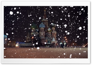 Russian Church HD Wide Wallpaper for Widescreen