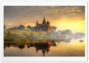 Russian Landscape HD Wide Wallpaper for Widescreen