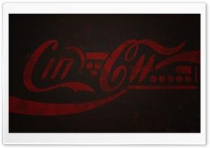 Rusty Coca Cola Logo Ultra HD Wallpaper for 4K UHD Widescreen desktop, tablet & smartphone