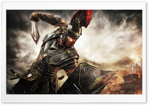 Ryse Son of Rome Marius Titus HD Wide Wallpaper for Widescreen