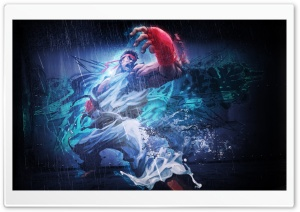 RYU IN THE STREET FIGHTER HD Wide Wallpaper for Widescreen