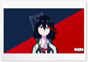 Ryuko Matoi HD Wide Wallpaper for Widescreen