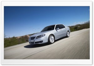 Saab Car 2 HD Wide Wallpaper for Widescreen
