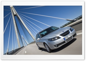 Saab Car 3 HD Wide Wallpaper for Widescreen