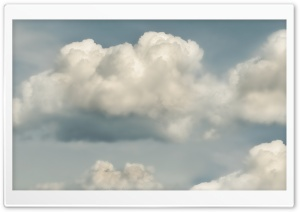 Sad Clouds HD Wide Wallpaper for Widescreen