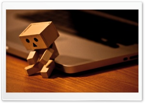 Sad Danbo HD Wide Wallpaper for Widescreen
