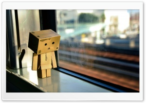 Sad Danbo HD Wide Wallpaper for 4K UHD Widescreen desktop & smartphone