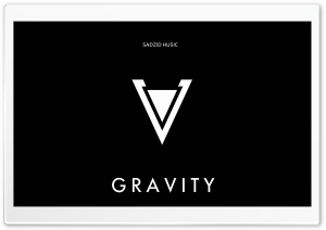 Sadzid Husic - Gravity Cover HD Wide Wallpaper for 4K UHD Widescreen desktop & smartphone