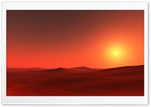 Sahara HD Wide Wallpaper for Widescreen