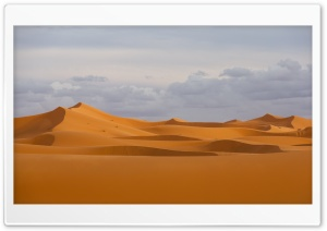 Sahara the Greatest Desert HD Wide Wallpaper for 4K UHD Widescreen desktop & smartphone