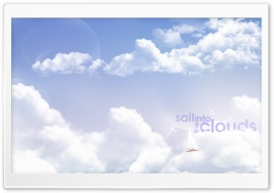 Sail into the Clouds HD Wide Wallpaper for 4K UHD Widescreen desktop & smartphone