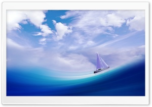 Sailboat, Holiday, Summer