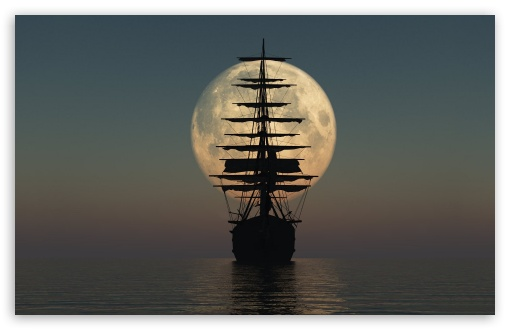 Sailing by Moonlight ❤ 4K UHD Wallpaper for Wide 16:10 5:3 Widescreen WHXGA WQXGA WUXGA WXGA WGA ; 4K UHD 16:9 Ultra High Definition 2160p 1440p 1080p 900p 720p ; Standard 4:3 5:4 3:2 Fullscreen UXGA XGA SVGA QSXGA SXGA DVGA HVGA HQVGA ( Apple PowerBook G4 iPhone 4 3G 3GS iPod Touch ) ; Smartphone 16:9 3:2 5:3 2160p 1440p 1080p 900p 720p DVGA HVGA HQVGA ( Apple PowerBook G4 iPhone 4 3G 3GS iPod Touch ) WGA ; Tablet 1:1 ; iPad 1/2/Mini ; Mobile 4:3 5:3 3:2 16:9 5:4 - UXGA XGA SVGA WGA DVGA HVGA HQVGA ( Apple PowerBook G4 iPhone 4 3G 3GS iPod Touch ) 2160p 1440p 1080p 900p 720p QSXGA SXGA ;