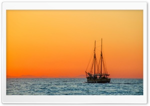 Sailing the World HD Wide Wallpaper for Widescreen