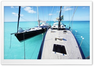 Sailing Yachts HD Wide Wallpaper for Widescreen